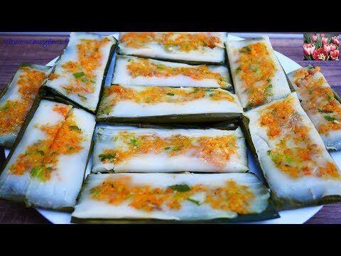 bánh nậm món ngon huế đặc trưng