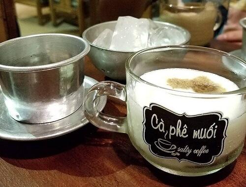 cà phê muối món cà phê độc đáo mà bạn nhất định phải thử khi đến huế