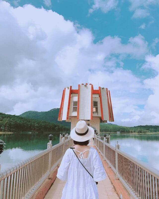 Hồ Tuyền Lâm địa điểm sống ảo Đà Lạt