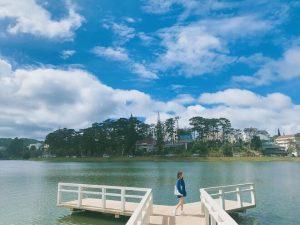 Hồ Xuân Hương địa điểm sống ảo Đà Lạt