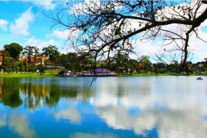 Hồ Xuân Hương thơ mộng địa điểm sống ảo Đà Lạt