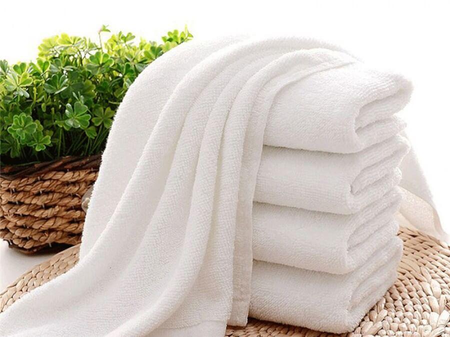 Khăn tắm ở khách sạn